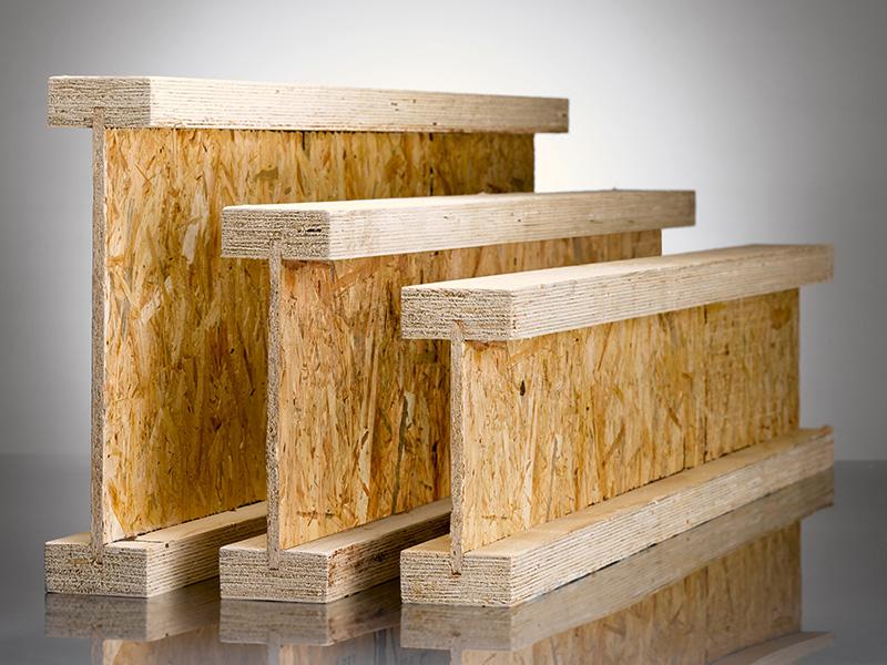 hout constructie finnjoist mets wood kennisbank biobased bouwen. Black Bedroom Furniture Sets. Home Design Ideas