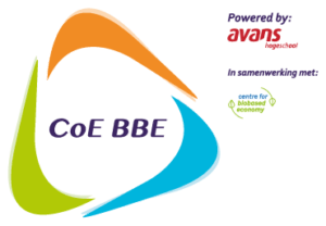 logo Centre of Expertise Biobased economy (CoE BBE)