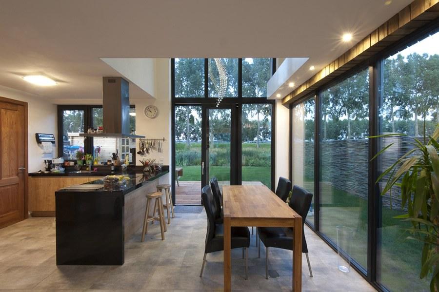 Biobased villa in driemond kennisbank biobased bouwen for Eethoek modern